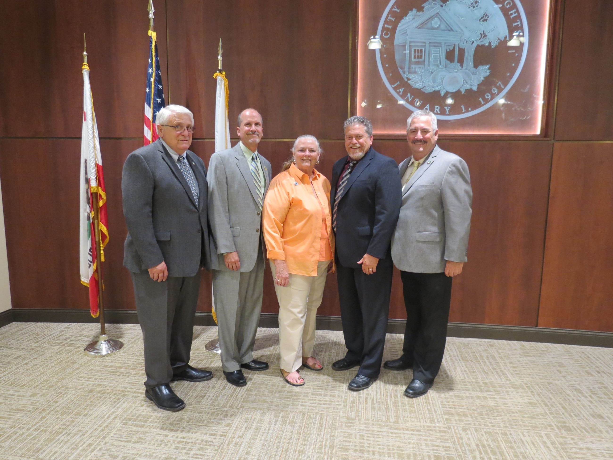 City Council Picture