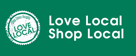 Love Local Green Button Opens in new window